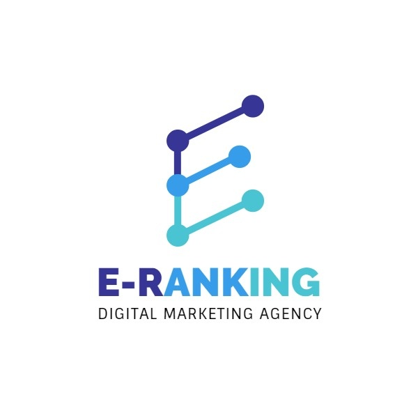 Blue And Purple Digital Marketing Branding