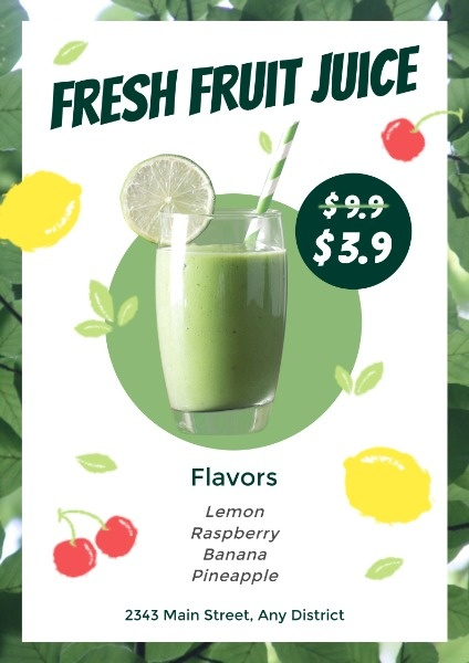 Fresh And Juice Sale