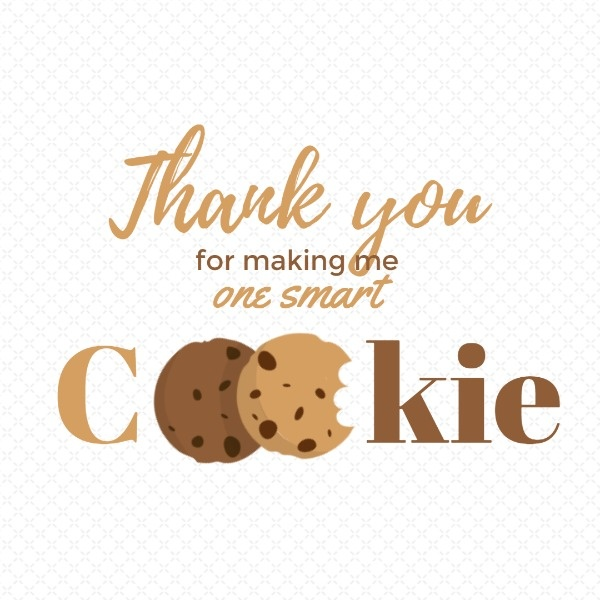 Cookie Teacher Appreciation