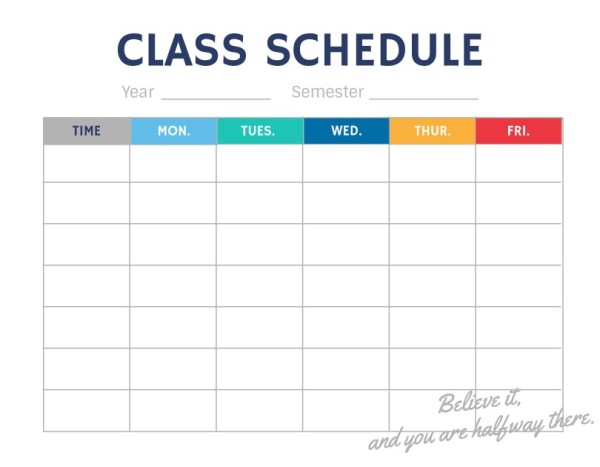 08class schedule_通用_wl