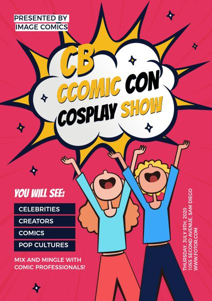 Comic Show