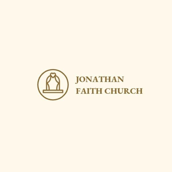 Simple Church Logo Design