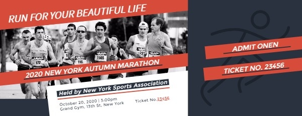 Marathon Ticket
