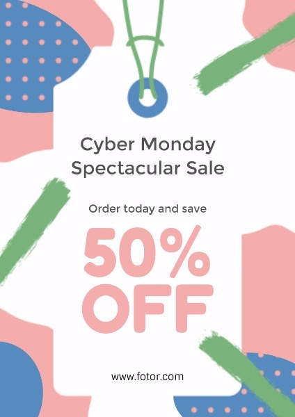 Cyber Monday Spectacular Sale