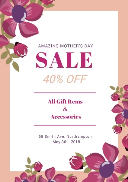 Mother's Day Accessories Sales