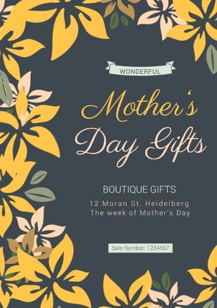 MOTHER'S  DAY GIFTS_CY_20170112