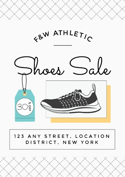 Simple Sport Shoe Sales