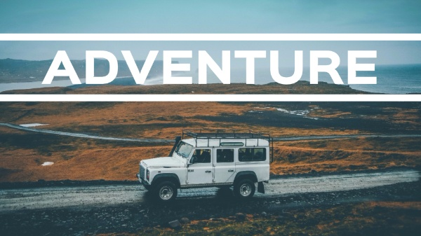 Adventure On The Road