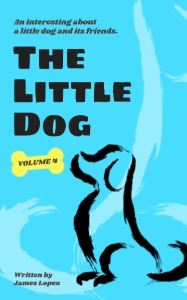 The Little Dog Kid Book