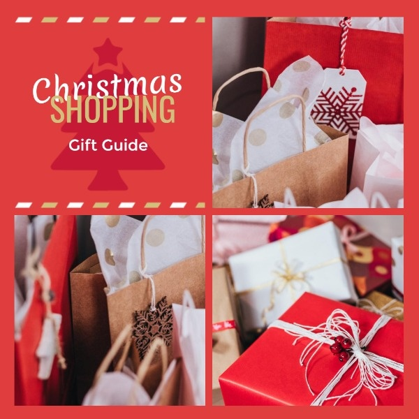 Christmas Shopping Guide Ideas