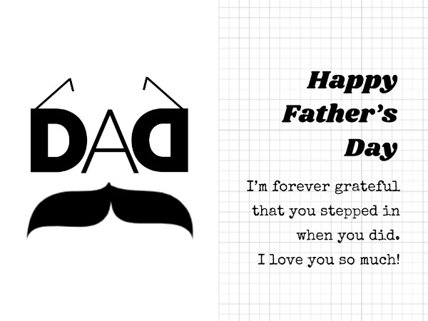 Fathers Day Love Quote