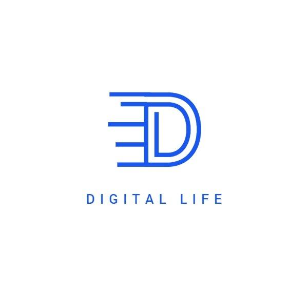 Digital Life Logo Maker – Create Logo Design Online for Free