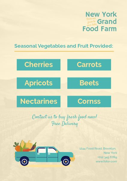 Food Farm List