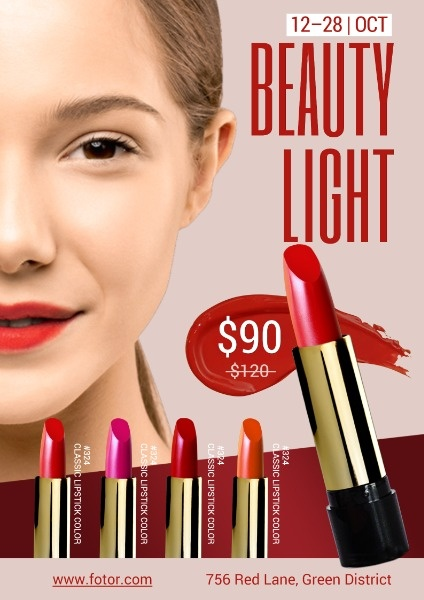 Red Lipstick Special Sale