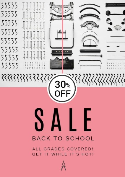 Back To School Stationery Promotion