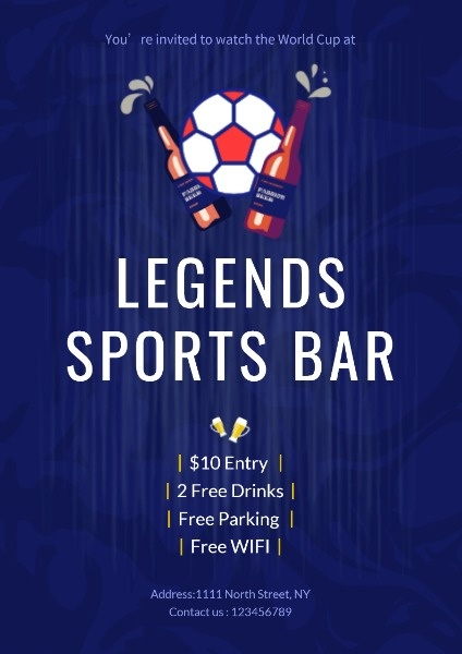 Legends Sports Bar