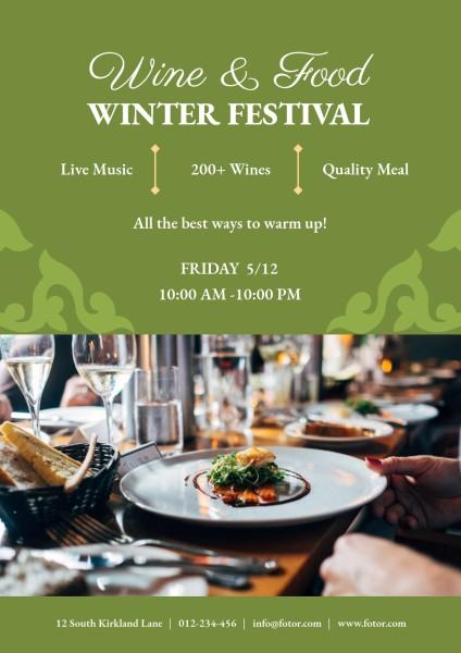 Green Wine Festival
