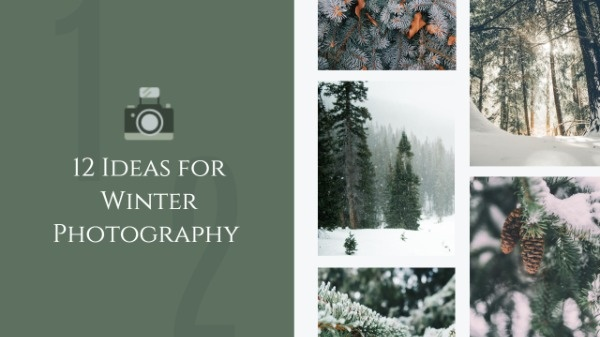 Ideas For Winter Photography