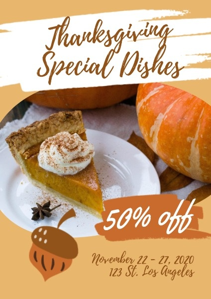 Thanksgiving Special Wishes