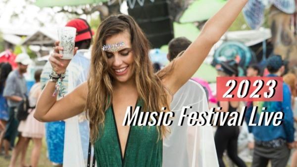 Music Festival Live Show