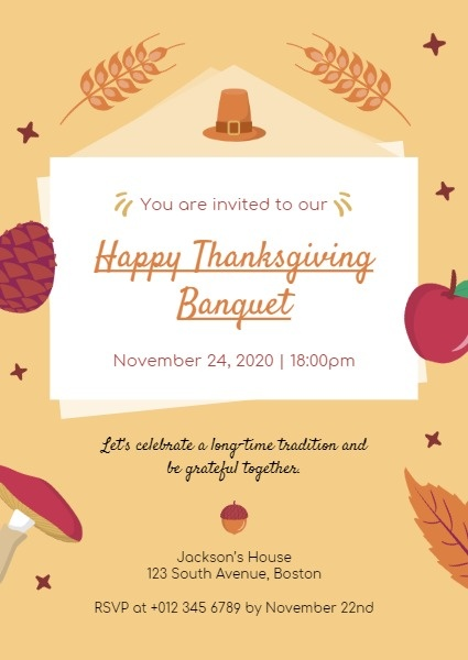 thanksgiving banquet_lsj_20181101