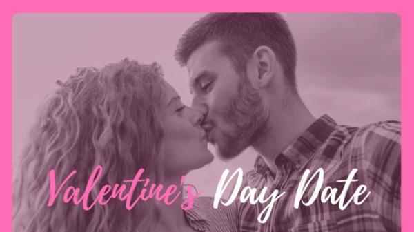 Pink Valentine's Day Vlog