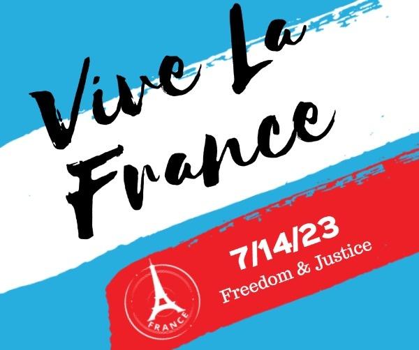 France Day Celebration