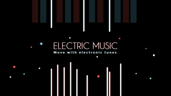Black Electronic Music Channel