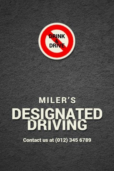 Designated Driving Service