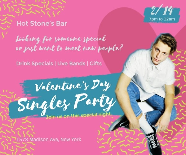 Valentine's Day Singles Party