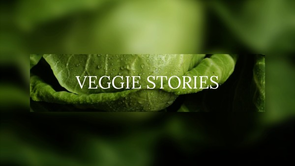 Green Veggie Stories