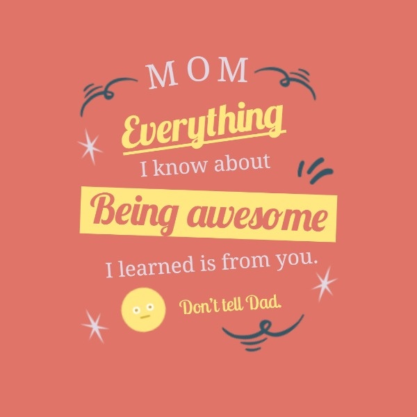 Best Mom Quote
