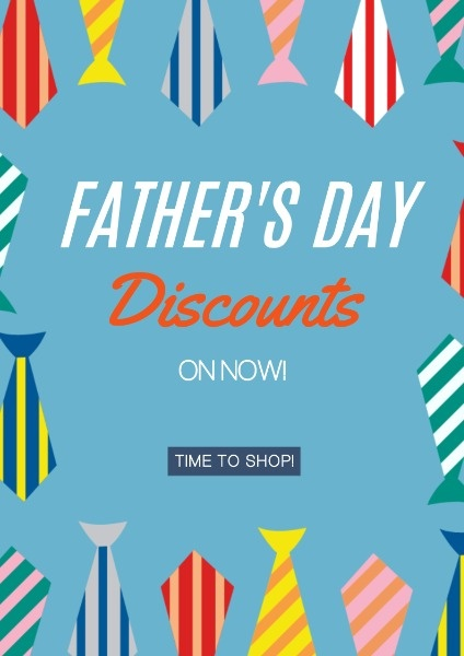 Father's Day Discount Offer