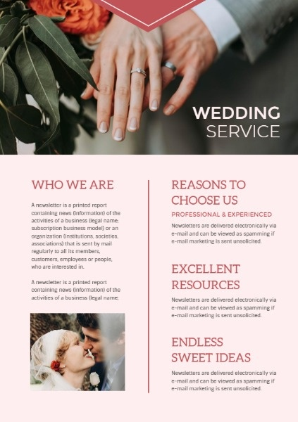 Wedding Service Ads