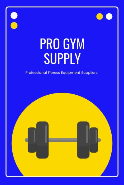Blue Pixel Gym Supply