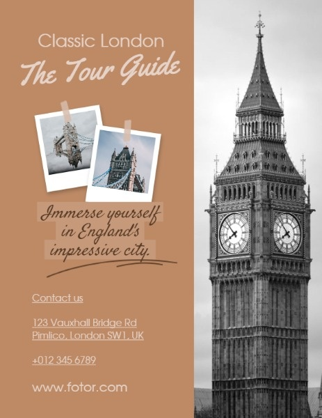 London Tour Guide