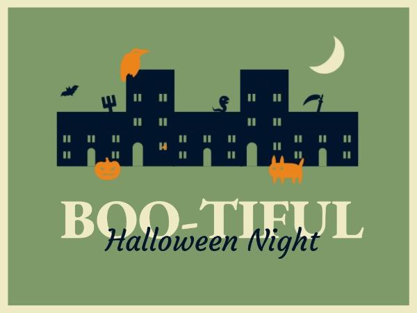 Boo-tiful Halloween Night