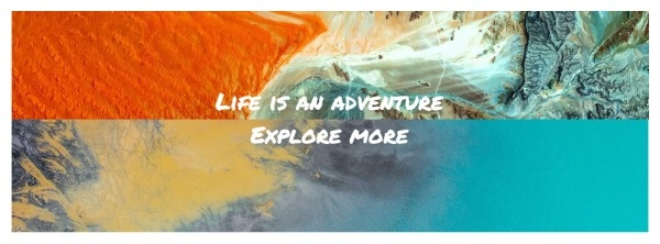 Collage Adventure Travel