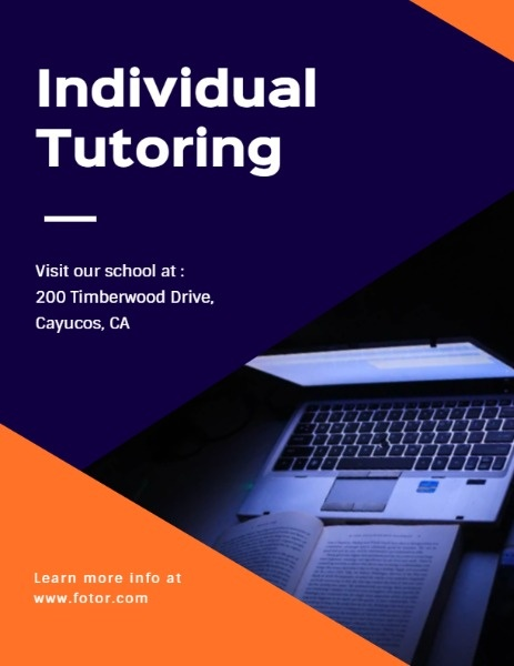 Induvidual Tutoring Procedure