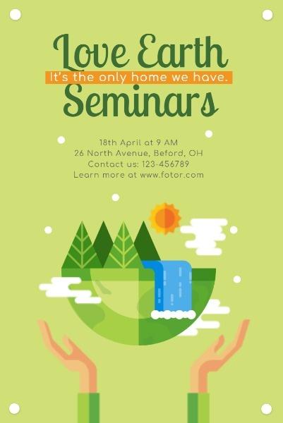 Love Earth Seminar