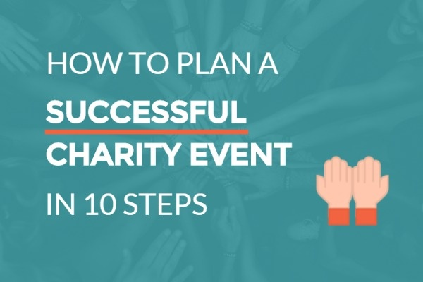 How To Plan A Successful Charity Event