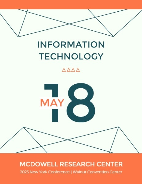 Information Technology Conference Program