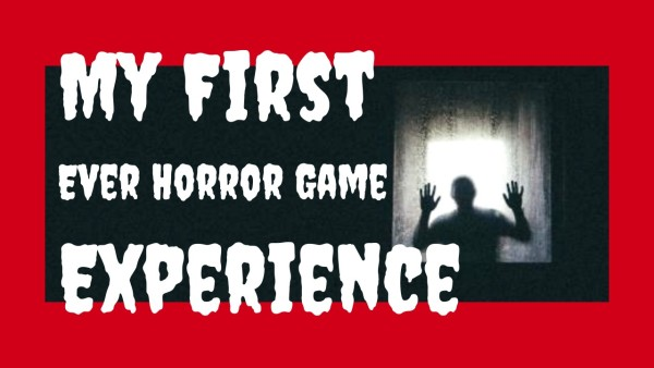 Black Red Horror Game Youtube Channel Art