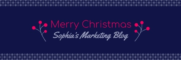 Marketing Blog Christmas Cover