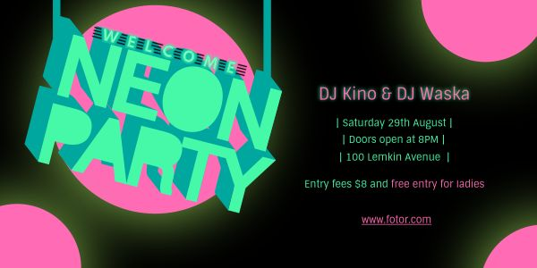 neon party_tp_lsj_20180614