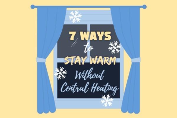 Ways To Stay Warm