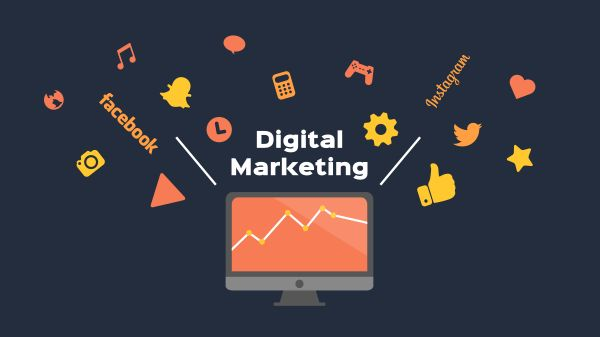 Modern Digital Marketing YouTube Banner