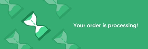 Green Order Conformation Email