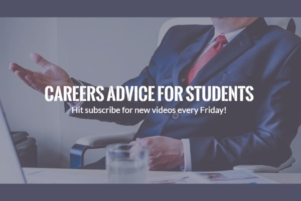 Career Advice For Students