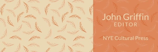 Yellow Leaves Press Profile Banner